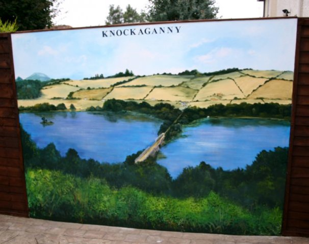 phoca_thumb_l_Knockaganny Mural on Fence Panel