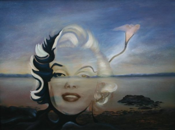 phoca_thumb_l_Marilyn (oil)