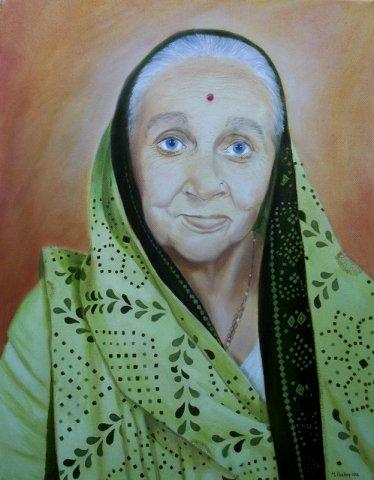 phoca_thumb_l_Mrs. Savani (oil)